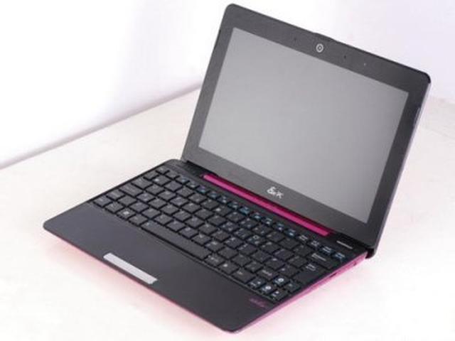 Asus Eee PC 1008P-KR – netbook z nową platformą Intela i ze specjalnym akumulatorem