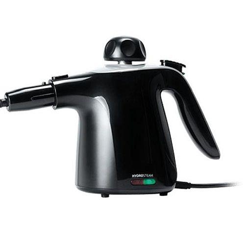 czarna myjka parowa Cecotec HydroSteam 1040 Active & Soap