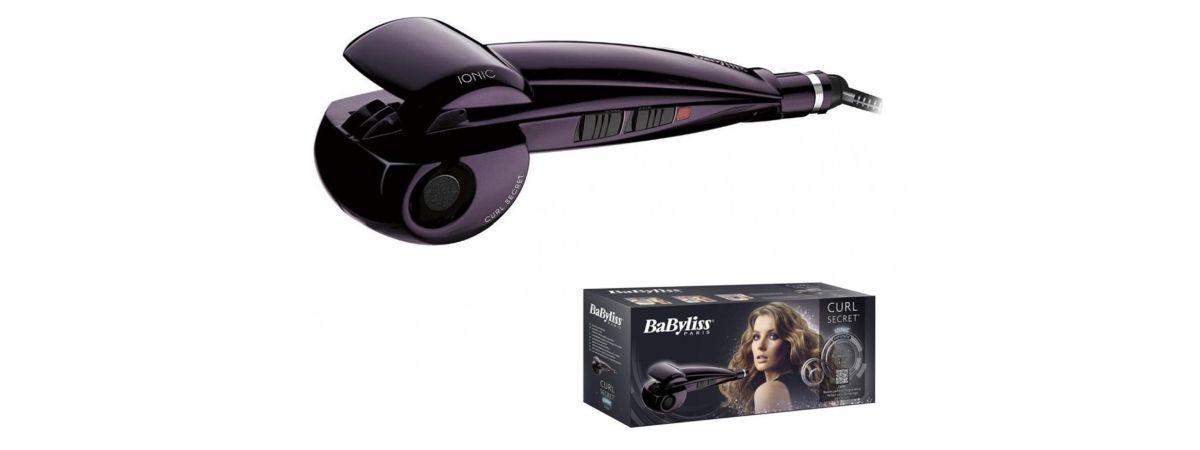 automatyczna lokówka do włosów BaByliss