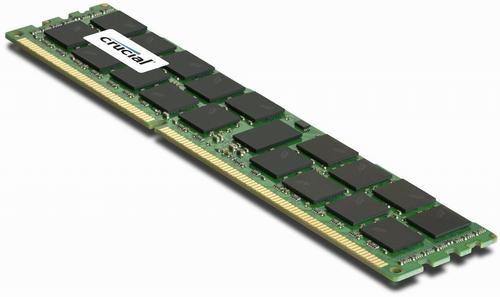 Crucial DDR4 4GB/2133 CL15 SR x8 288pin