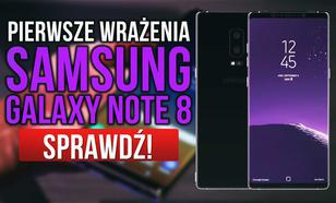 Samsung Galaxy Note 8 na IFA 2017