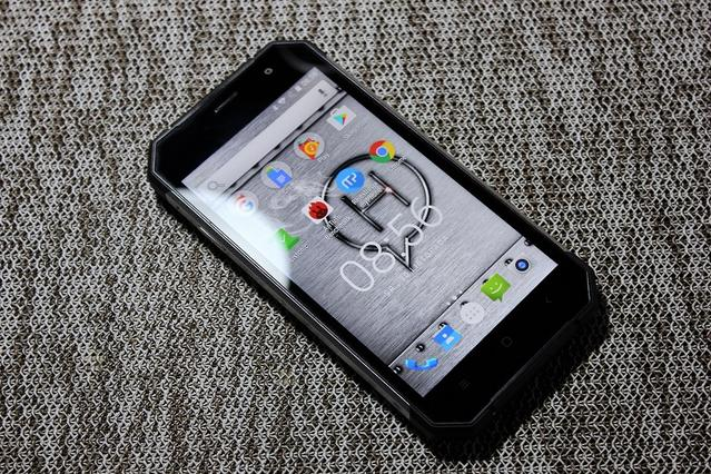 MyPhone Hammer Axe Pro - Test