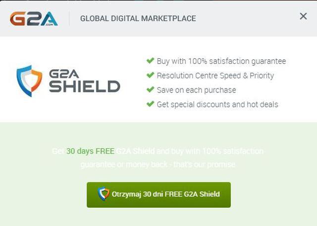co to jest g2a shield i jak działa
