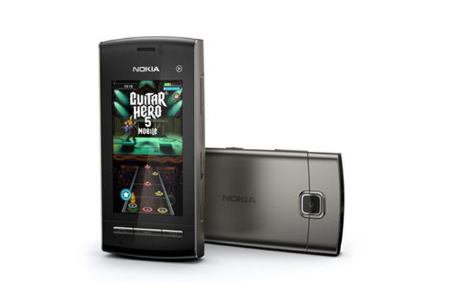 Nokia 5250 – dotykowy telefon muzyczny