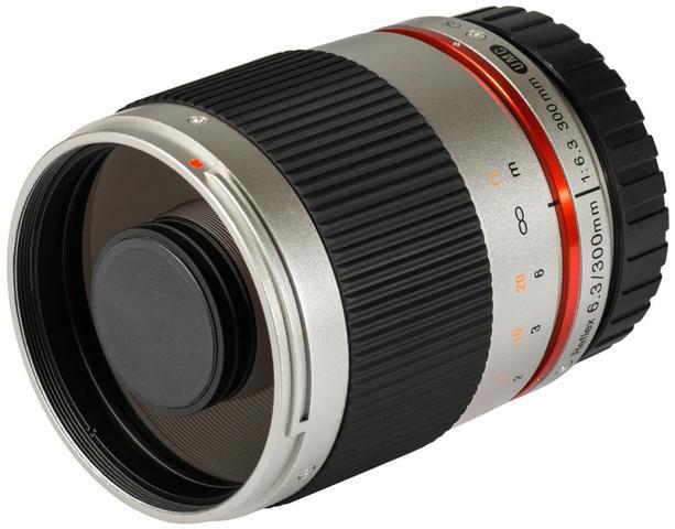 Samyang Reflex f 6.3 300mm