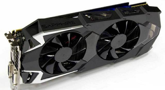 SAPPHIRE Radeon HD 7970 TOXIC