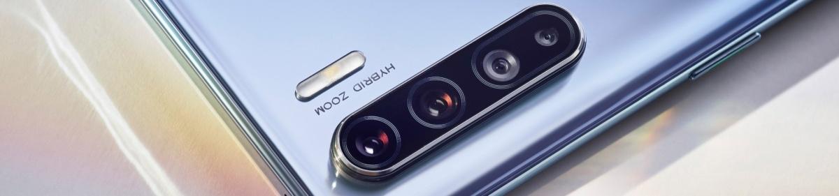 Oppo Reno3 Pro dostanie cztery aparaty z tyłu