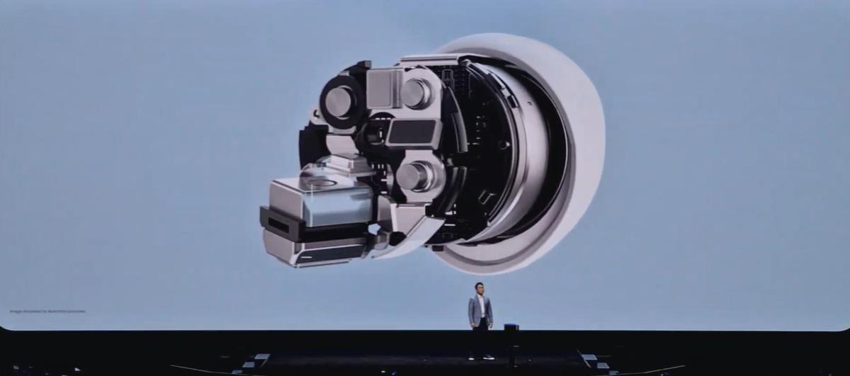 Budowa słuchawek Galaxy Buds + nieco się zmieniła przez nowy głośnik