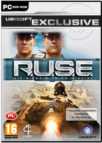 UEX R.U.S.E.: The Art of Deception (RUSE)