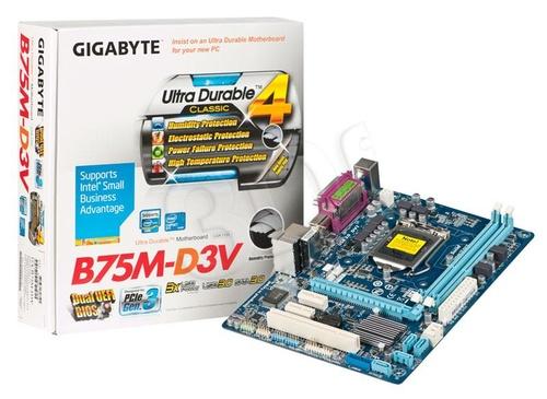 GIGABYTE GA-B75M-D3V