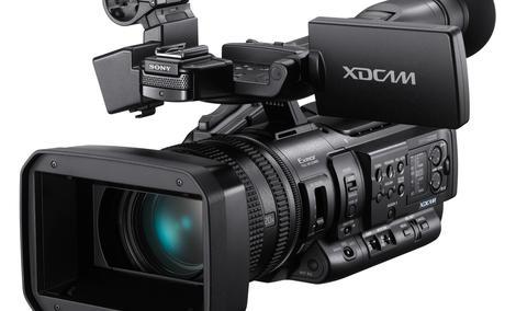 Kompaktowa kamera 4K Sony PMW- F55 w Centrum Kopernik – Roadshow Sony – 12.02.2013 r.
