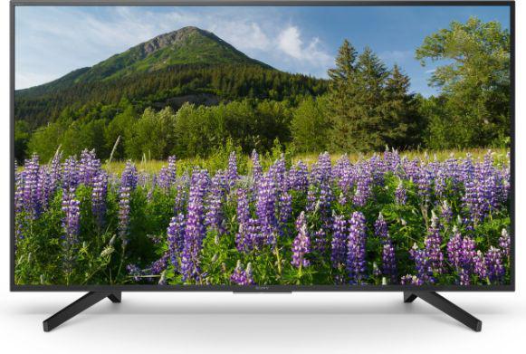 Sony KD-65XF7005B 4K, HDR, Smart TV