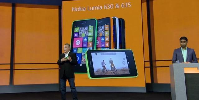 Nokii Lumia 630, Lumia 635 oraz Lumia 930