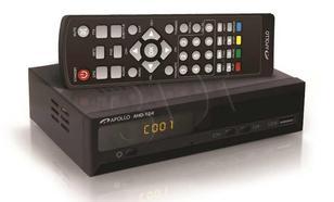 Apollo AHD-124 Dekoder DVB-T i odtwarzacz FHD