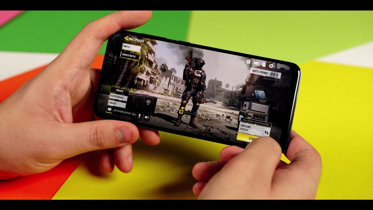 Samsung Galaxy A50 to nienajlepsza opcja do gier