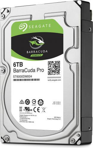 Seagate BarraCuda Pro 6TB 6Gb/s SATA (ST6000DM004)