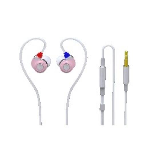 SoundMAGIC E30 Pink Sluchawki dokanalowe