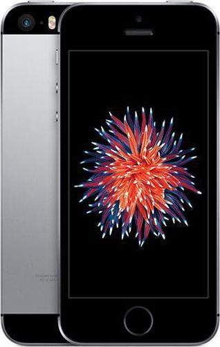 Apple iPhone SE 128GB Space Gray (MP862)
