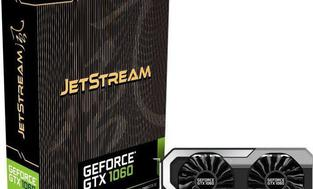 Palit GeForce GTX 1060 JetStream 6GB GDDR5 (192 Bit) DVI, HDMI, 3xDP,