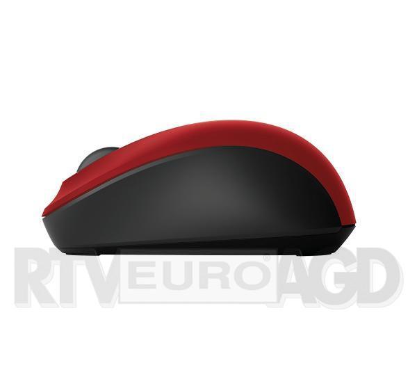 Microsoft Bluetooth Mobile Mouse 3600 (czerwony)