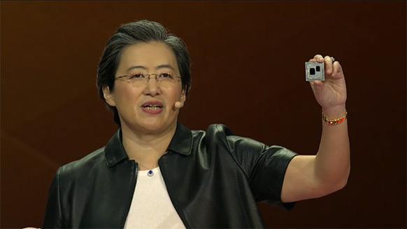 Procesory AMD Ryzen 3 generacji maja byc najwydajniejsze