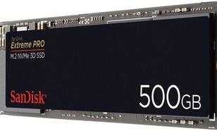SanDisk Extreme PRO 500GB M.2 - RATY 0%