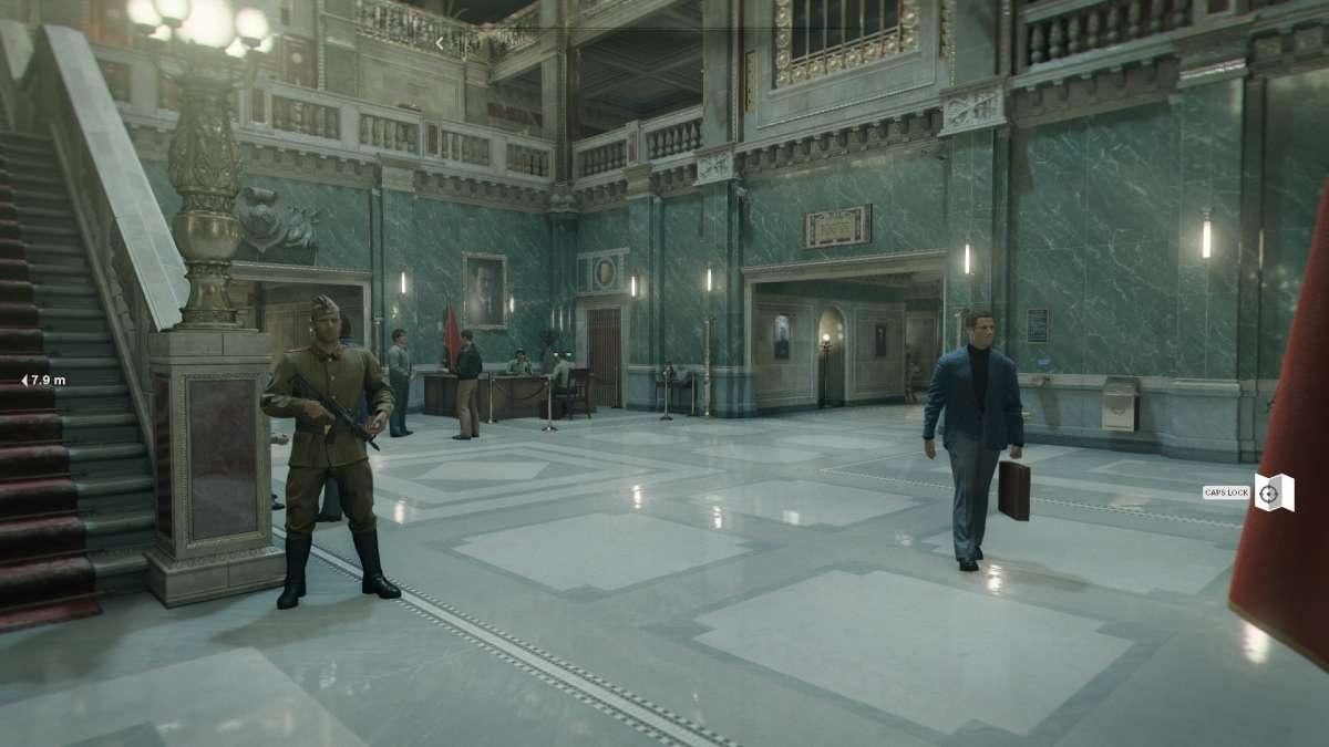 Call of Duty: Black Ops - Cold War - Placówka KGB robi wrażenie
