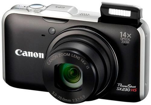 CANON PowerShot SX230 (CZARNY)