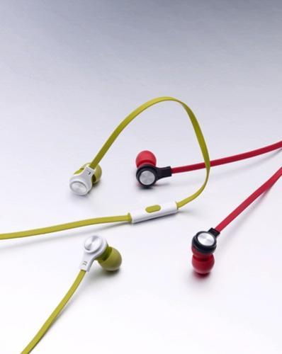 Cresyn C520s Czerwone Słuchawki Smartphone Telefon
