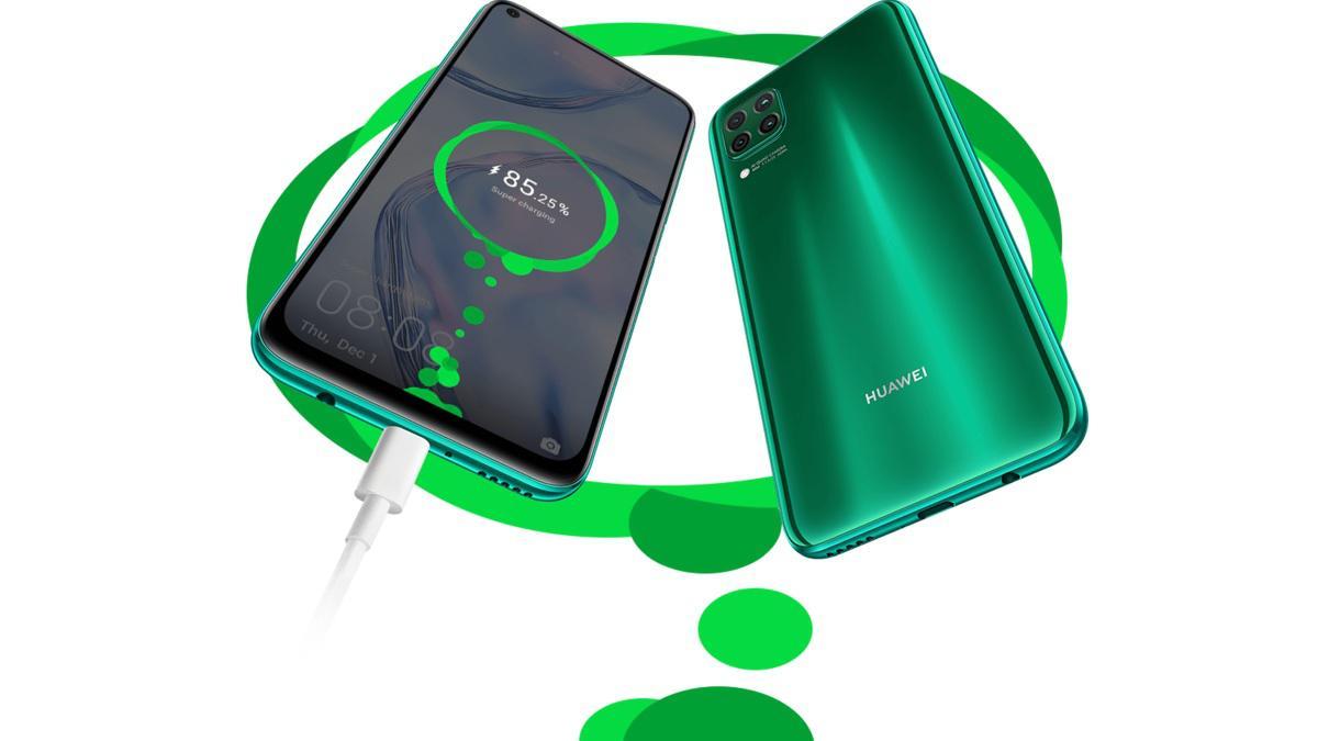 Huawei P40 Lite zaoferuje szybkie ładowanie
