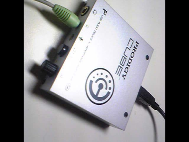 Audiotrak Prodigy Cube - niewielka i funkcjonalna karta dźwiękowa