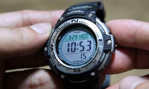 Casio ProTrek SGW-100-1VEF