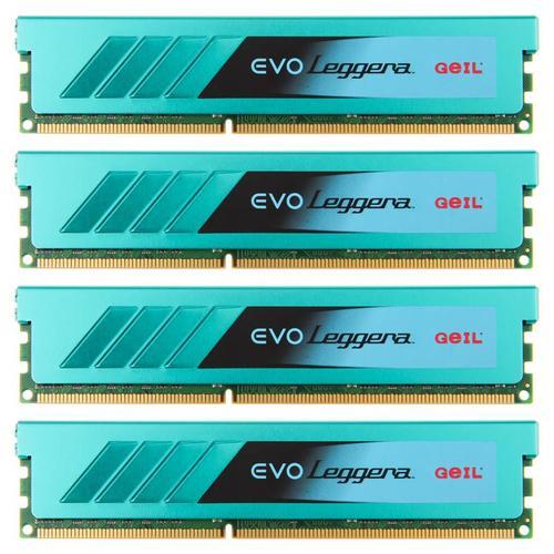 Geil DDR3 EVO Leggera 32GB/24 00 (4*8GB) CL11-13-13-30