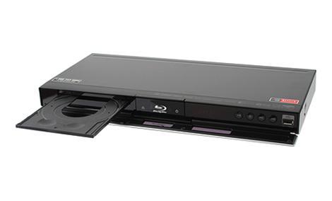 Funkcjonalny odtwarzacz Blu-ray LG BD570