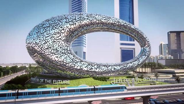 Zobacz Muzeum Przyszłości Warte 136 Milionów Dolarów