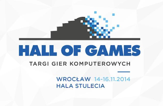 Targi Hall Of Games - Już Od Dziś! Będziemy Tam i My