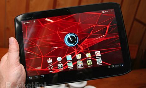 Uniwersalny tablet Motorola Xoom 2