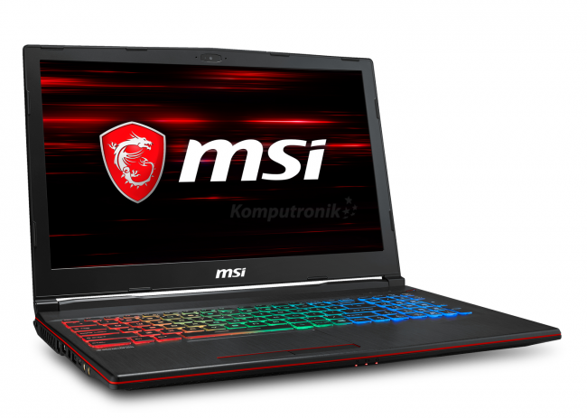 MSI GP63 Leopard 8RE-403XPL - 960GB SSD | 16GB