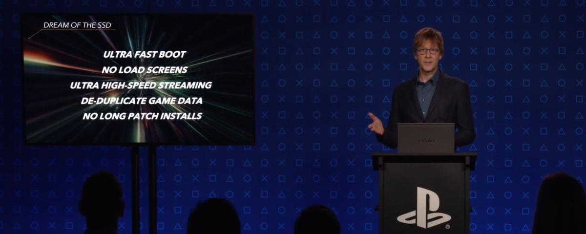 Plany dotyczące nowego dysku SSD na PS5 są ambitne