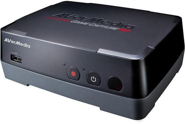 AVerMedia Game Capture HD - ciekawy sprzęt dla posiadaczy konsol