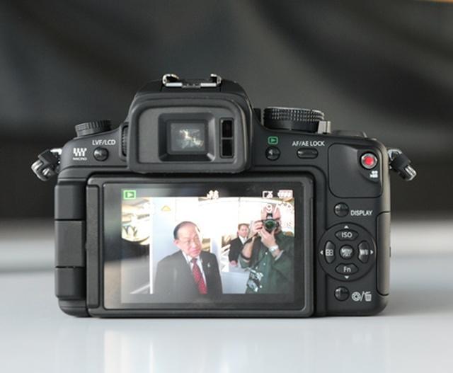 PORADA: Ustalenie jasności kolorów - Panasonic lumix dmc-gh1