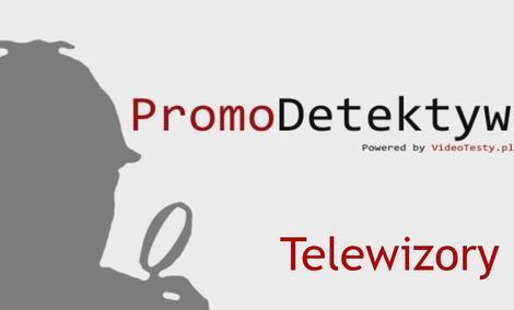 PromoDetektyw - oferty promocyjne telewizorów