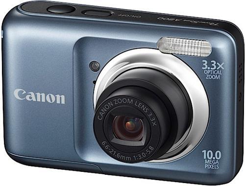 CANON PowerShot A800 (SREBRNY)