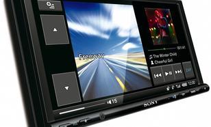 Sony XAV-70BT - radioodtwarzacz DVD wysokiej klasy