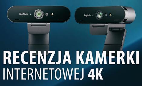 Recenzja Logitech Brio 4K - Kamerka Internetowa 4K Dla Wymagających