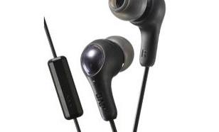 JVC HA-FX7M czarne (JVC HA-FX7M-B-E)