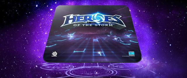 SteelSeries Heroes of the Storm 2