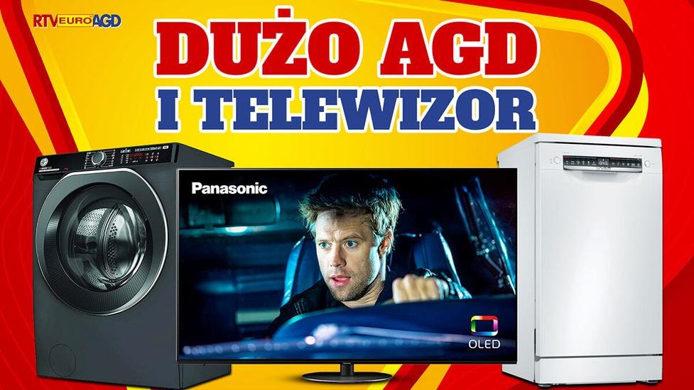 Głównie AGD oraz telewizor OLED - Faktyczne promocje na niezłe sprzęty!