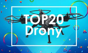 TOP 20 Dronów - Ranking Specjalny 2017