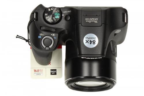 Canon PowerShot SX520 HS BLK 9544B002AA